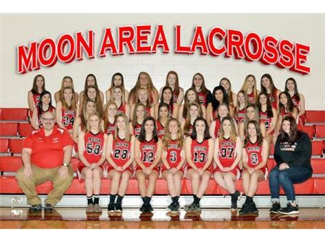 Girls Varsity Lacrosse 2018