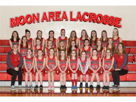 Girls Middle School Lacrosse 2018