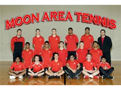 Boys Varsity Tennis 2018