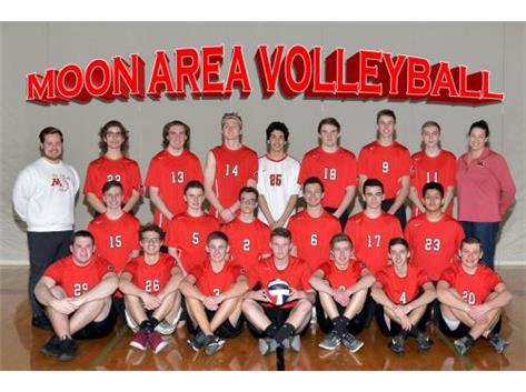 Boys JV/Varsity Volleyball 2018