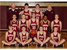 Sophomore Boys Basketball 18-19
