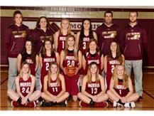 Girls Varsity Basketball 18-19