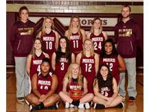 Girls Sophomore Basketball 18-19