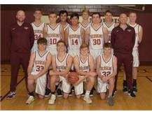 Sophomore Basketball 19-20