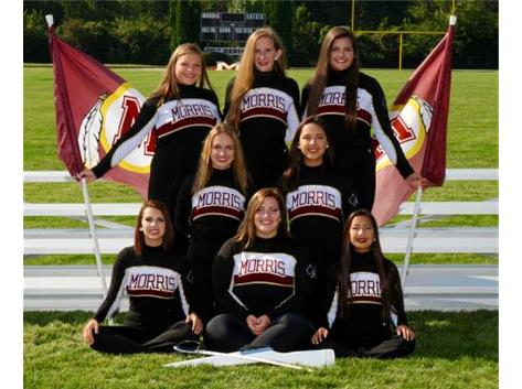 Fall Colorguard