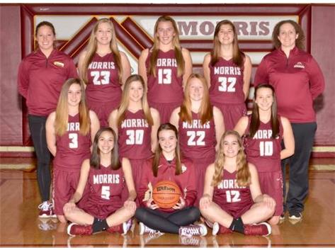 2017 Girls Varsity Basketball