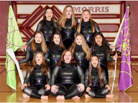 Morris Winter Guard 2018