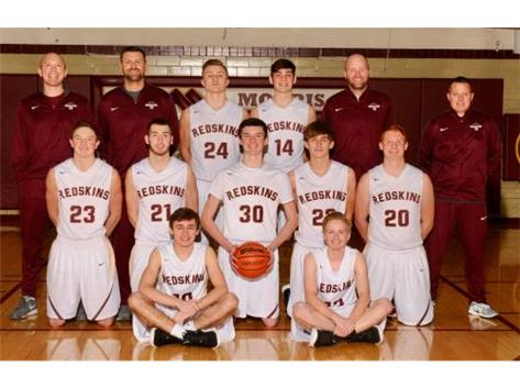 Varsity Boys Basketball 18-19