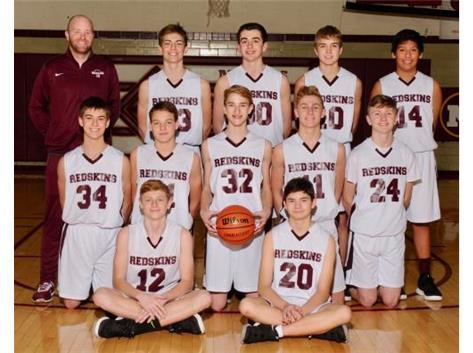 Freshman Boys Basketball 18-19