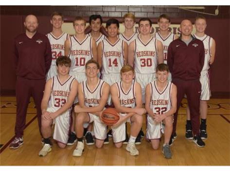 Sophomore Basketball 19-20