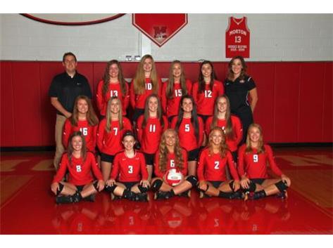 Morton Varsity Volleyball