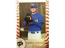 Lance Johnston / Pitcher (1999)- Rend Lake College / Morehead State University
