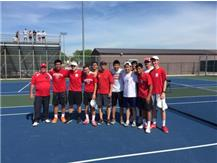 2017 IHSA Boys Tennis Team State Champions