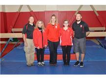 2017-18 Girls Gymnastics Coaches