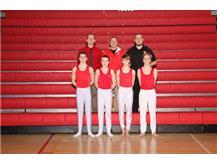 2017-18 Freshman Boys Gymnastics