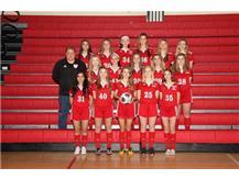 2017-18 Varsity Reserve Girls Soccer
