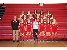 2017-18 Junior Varsity I Girls Soccer