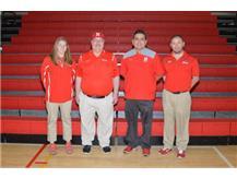 2017-18 Softball Coaches