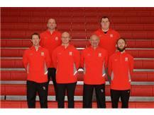 2018-19 Boys Track Coaches