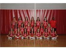 JVII Girls Basketball 2019-20