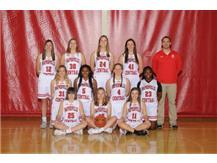 JV Girls Basketball 2019-20