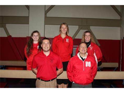 2016-17 Girls Gymnastics Coaches