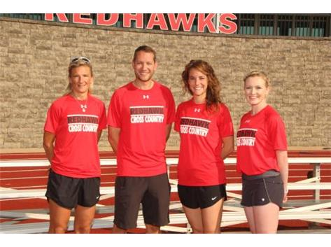 2017-18 Girls Cross Country Coaches