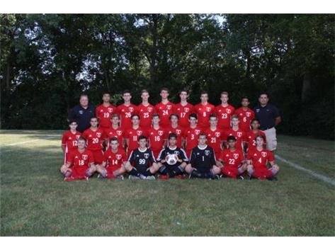 2017-18 Varsity Boys Soccer