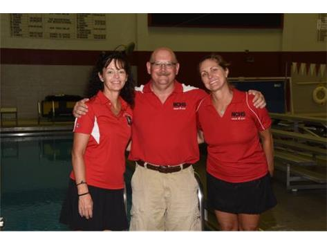 2017-18 Girls Swimming and Diving Coaches