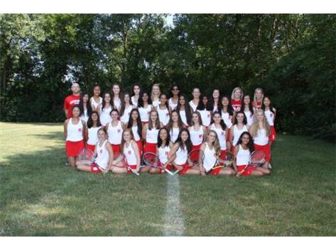 2017-18 Girls Tennis