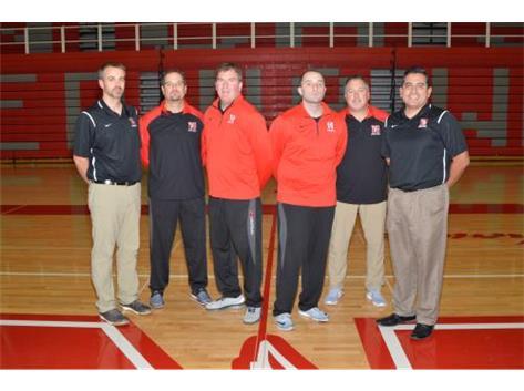 2017-18 Boys Basketball Coaches