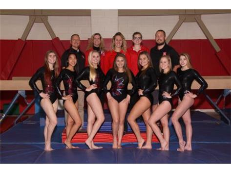 2017-18 Varsity Girls Gymnastics