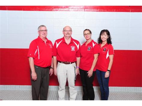 2017-18 Boys Swimming and Diving Coaches