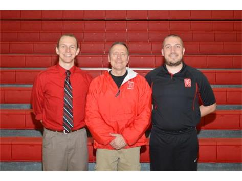 2017-18 Boys Gymnastics Coaches