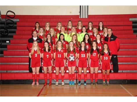 2017-18 Varsity Girls Soccer