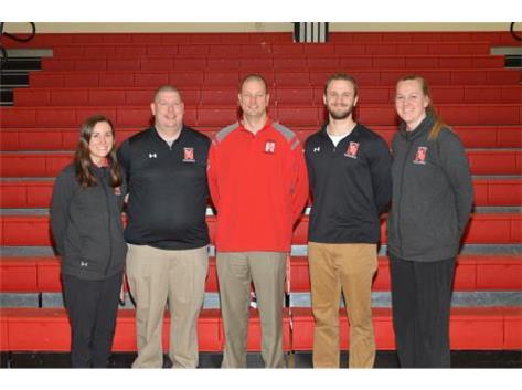 2017-18 Boys Volleyball Coaches