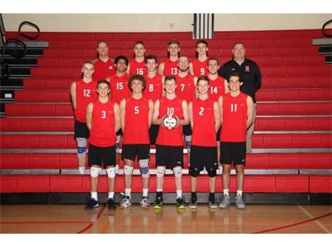 2017-18 Varsity Boys Volleyball