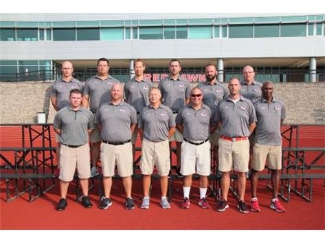 2018-19 Varsity Football Coaches