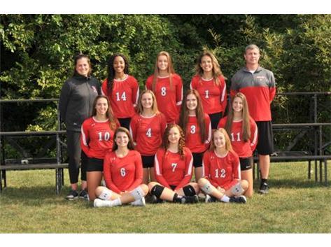 2018-19 Varsity Girls Volleyball