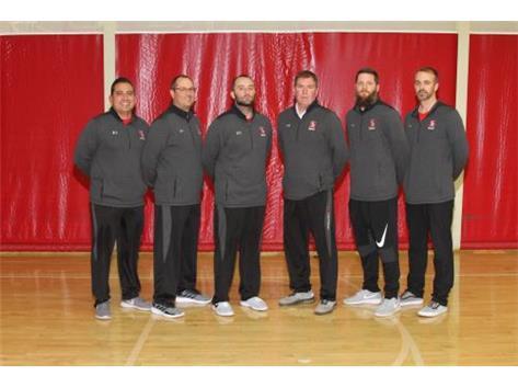 Boys Basketball Coaches 2018-19