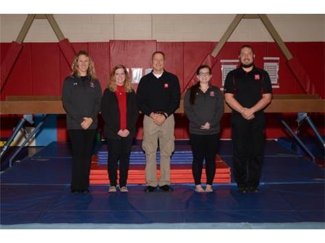 Girls Gymnastics Coaches 2018-19