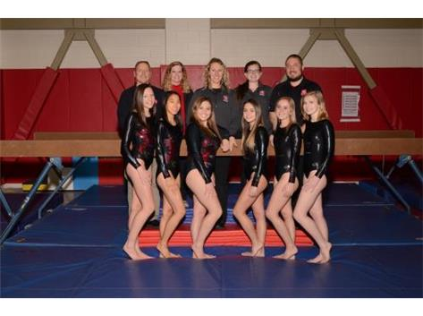 Varsity Girls Gymnastics 2018-19