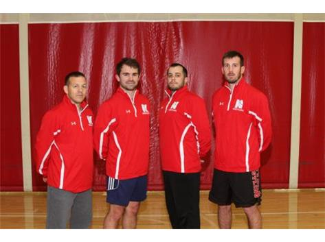 Wrestling Coaches 2018-19