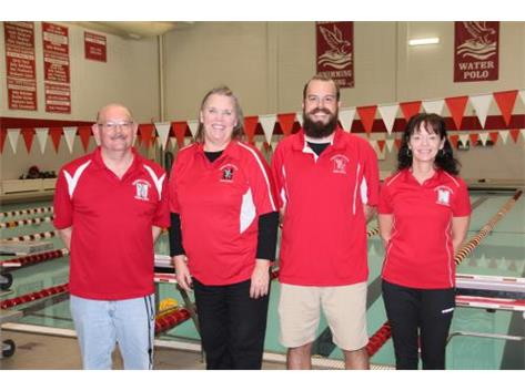 2018-19 Boys Swimming and Diving Coaches