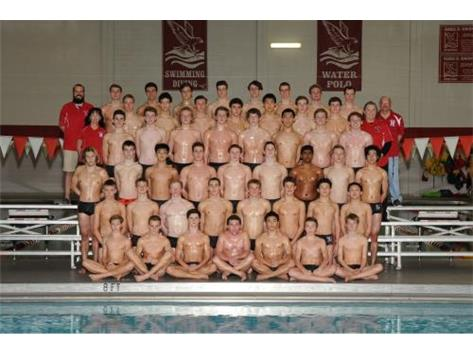2018-19 Boys Swimming and Diving