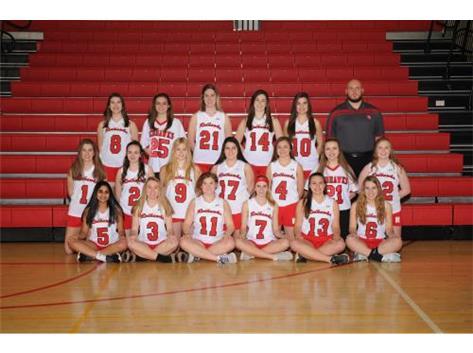 2018-19 Varsity Girls Lacrosse