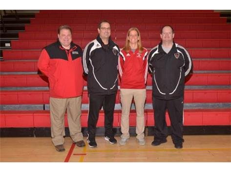 2018-19 Girls Soccer Coaches
