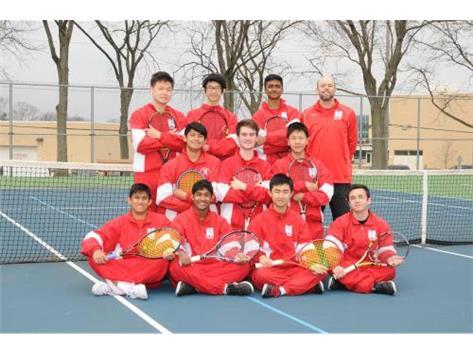 2018-19 Varsity Boys Tennis