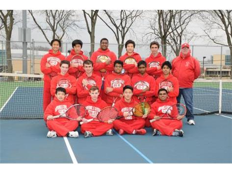 2018-19 Junior Varsity Boys Tennis