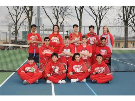 2018-19 JVII Boys Tennis